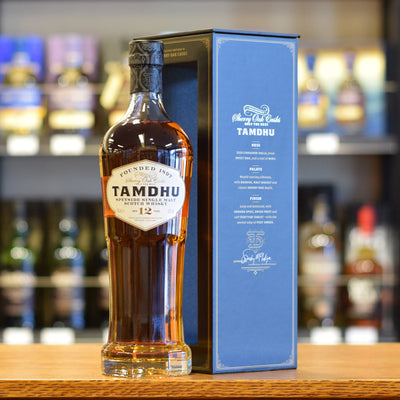 Tamdhu 12 years old 43%