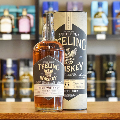 Teeling 'Rockburn' 14 years old 58.1%