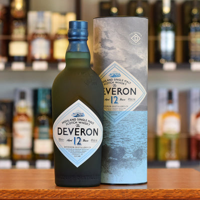 The Deveron 12 years old 40%