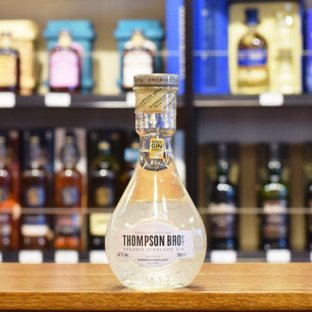 Thompson Bros. Organic Highland Gin 45.7% 500ml