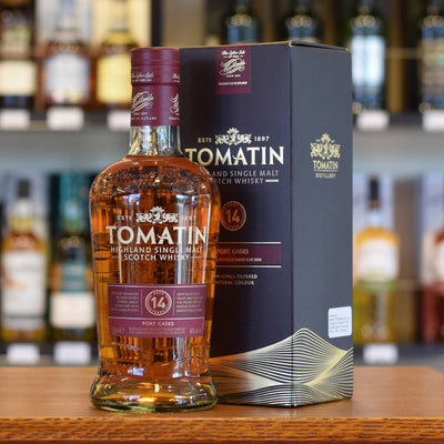 Tomatin 14 years old 46%