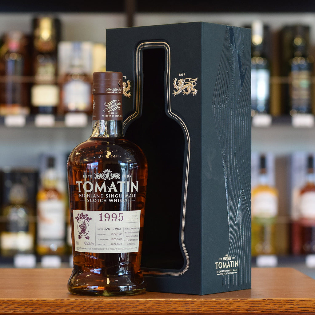 Tomatin 1995 Vintage Limited Release 46%