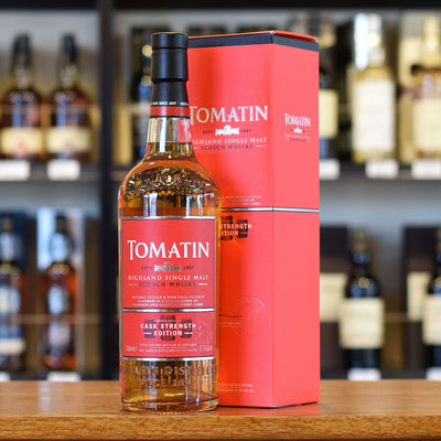 Tomatin 'Cask Strength Edition' 57.5%