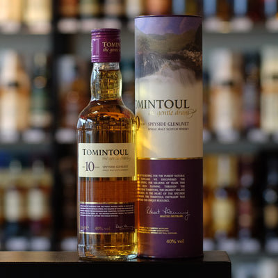 Tomintoul 10 years old 350ml 40%