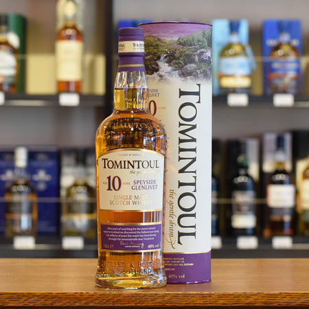 Tomintoul 10 year old 40%