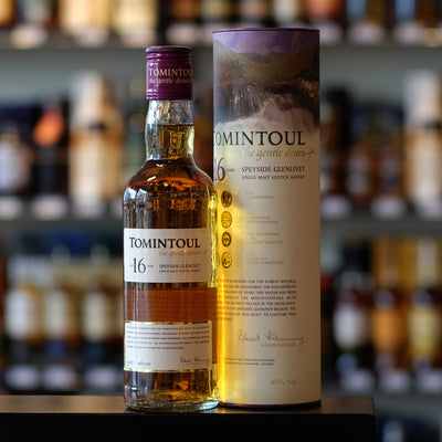 Tomintoul 16 years old 350ml 40%