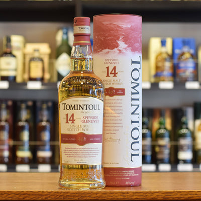 Tomintoul 14 years old 46%