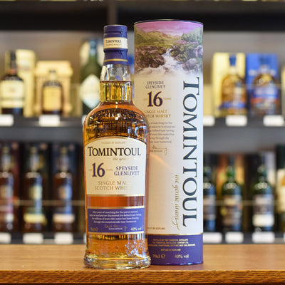 Tomintoul 16 years old 40%