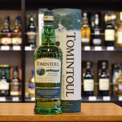 Tomintoul 'With a Peaty Tang' 40%