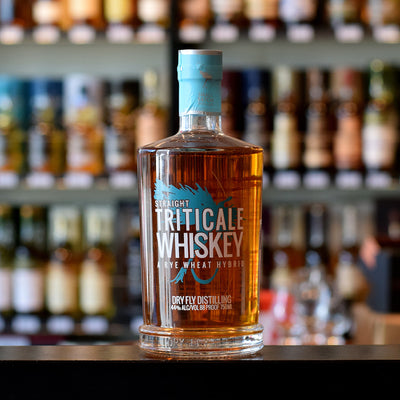 Dry Fly 'Straight Triticale Whiskey' 44%