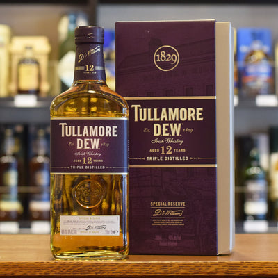Tullamore Dew 12 years old 40%