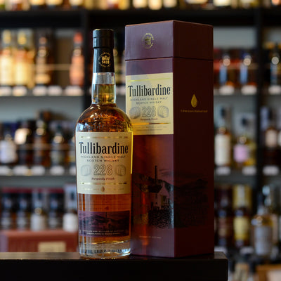 Tullibardine '228' Burgundy Finish 43%