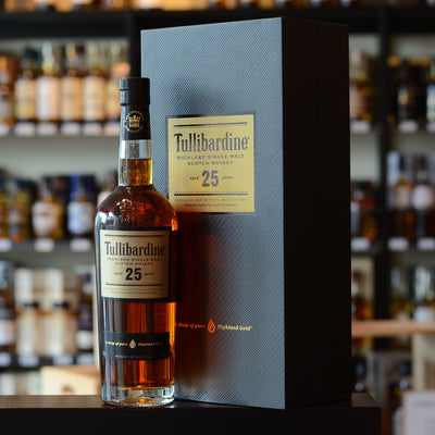Tullibardine 25 years old 43%
