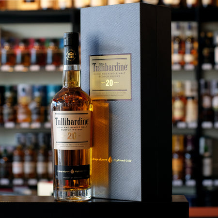 Tullibardine 20 years old 43%