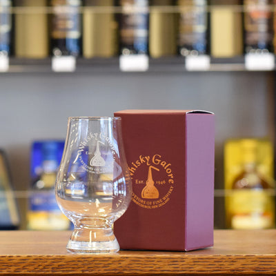 Whisky Galore's Glencairn Glass