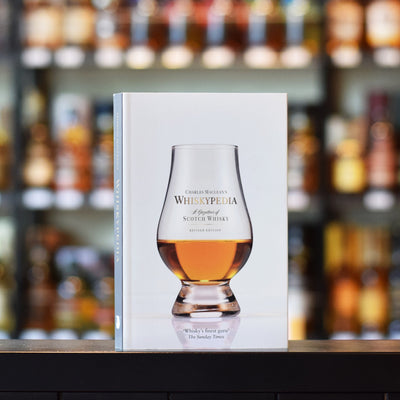 BOOK Whiskypedia by Charles MacLean