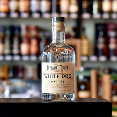 Buffalo Trace 'White Dog' 62.5%