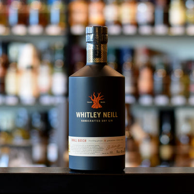 Whitley Neill Small Batch Gin 42%