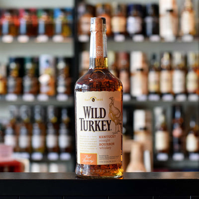 Wild Turkey 1 Litre 43.4%