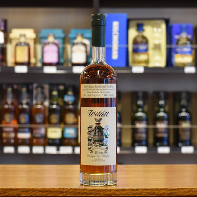 Willett Rye 55.8% 750ml
