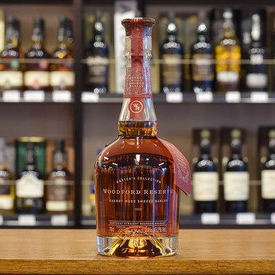 Woodford Reserve Master's Collection 'Cherry Wood Smoked Barley' 45.2%
