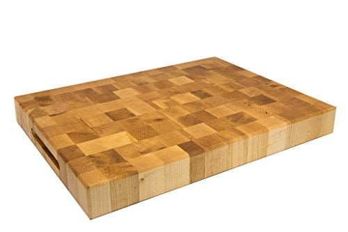 "Maple End Grain Chopping Blocks 2¼"" Thick"