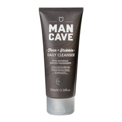 Mancave Face & Stubble Cleanser 100ml