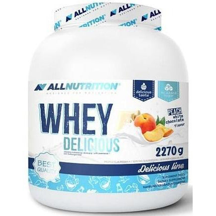 AllNutrition Whey Delicious - 2270g - Supplements-Direct.co.uk