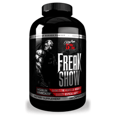 Rich Piana 5% Nutrition Freak Show 180 Caps - GymSupplements.co.uk
