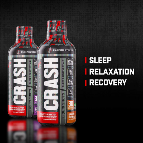 Prosupps – Crash - Sleep Support – 30 Servings