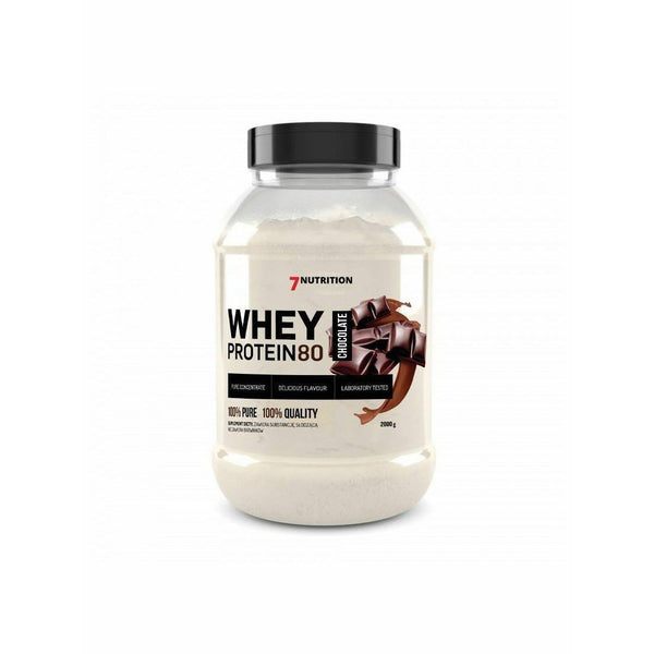 7Nutrition Anabolic Whey Protein 80 Powder 2kg - Supplements-Direct.co.uk