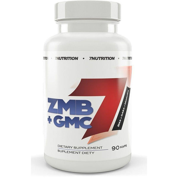 7NUTRITION ZMB+GMC 90CAPS - Supplements-Direct.co.uk