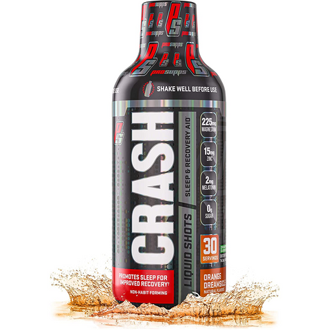 Prosupps – Crash - Sleep Support – 30 Servings - GymSupplements.co.uk