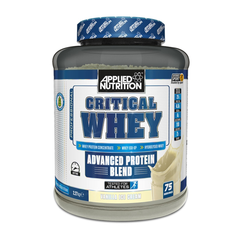 Applied Nutrition Critical Whey 2.27kg Powder - GymSupplements.co.uk