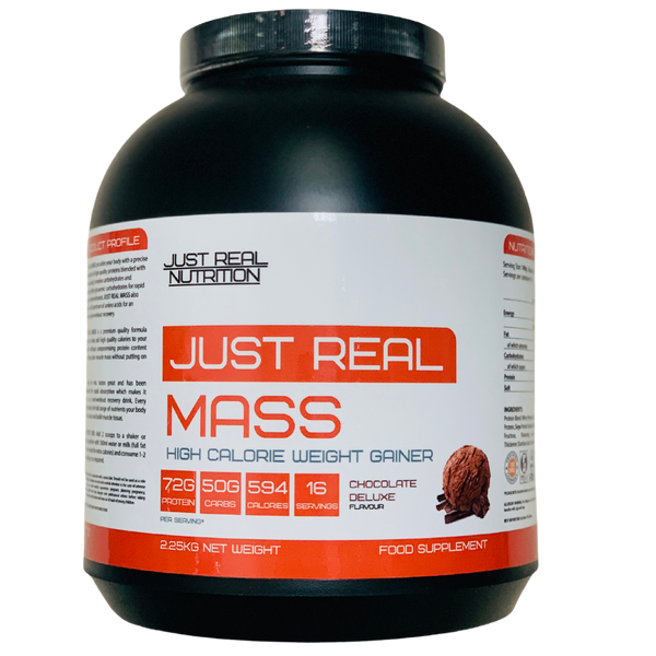 Just Real Nutrition - Just Real Mass 2.25KG