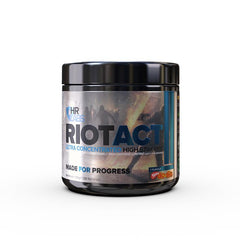 HR Labs Riot Act 150g (pre-workout) SHERBET DO OR DIE FLAVOUR - GymSupplements.co.uk
