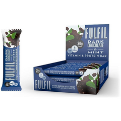 Fulfil Dark Chocolate & Mint 55g - GymSupplements.co.uk