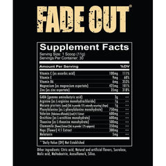 Redcon1 Fade Out Sleep Aid 300g - Supplements-Direct.co.uk