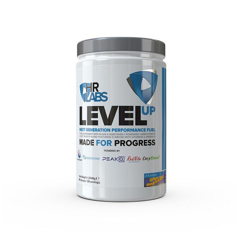 LEVELUP Grape Bubbalicious (28 Servings) - GymSupplements.co.uk