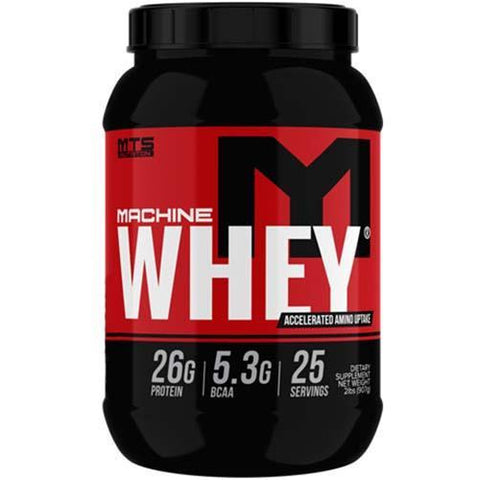 MTS Nutrition Machine Whey Protein 907g - Supplements-Direct.co.uk