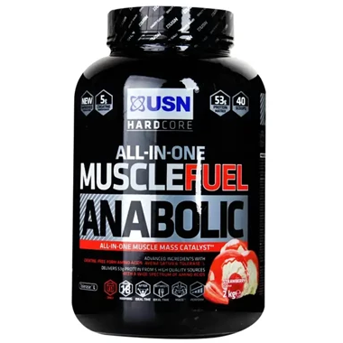 USN Muscle Fuel Anabolic - 2kg - Supplements-Direct.co.uk