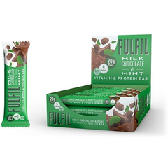 Fulfil Milk Chocolate & Mint 55g