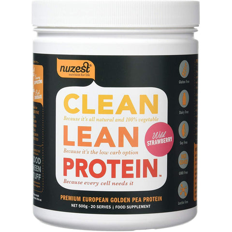 Nuzest Clean Lean Protein - GymSupplements.co.uk
