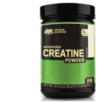 Optimum Nutrition - Creatine - 88 Servings - GymSupplements.co.uk