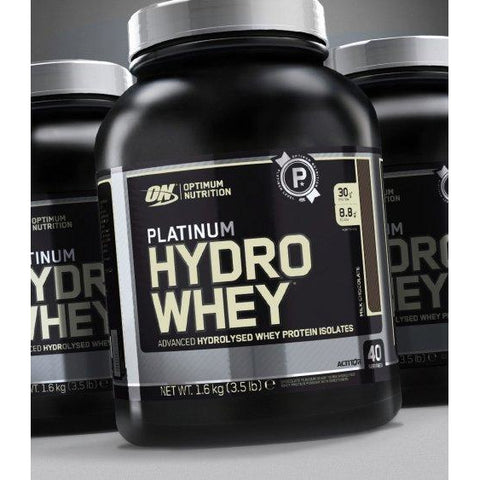 Optimum Nutrition Platinum HydroWhey 1590g - GymSupplements.co.uk