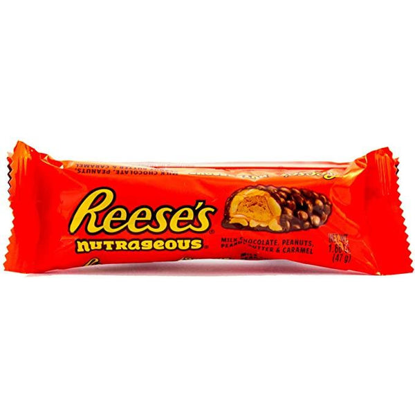 Reese's Nutrageous US 47g - Supplements-Direct.co.uk