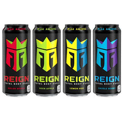 REIGN Total Body Fuel Energy Drink Box (12 Cans) - Supplements-Direct.co.uk