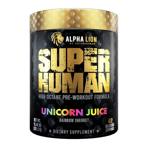 Alpha Lion SuperHuman 401g - Unicorn Juice