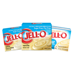 Jell-O Instant Pudding & Pie Filling Sugar Free - 25 grams - GymSupplements.co.uk