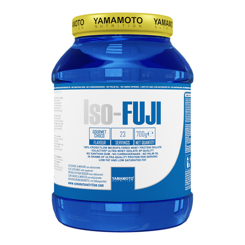 Yamamoto Nutrition Iso-FUJI - 700 grams - GymSupplements.co.uk